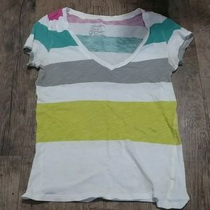 American Eagle V-neck t-shirt, size small